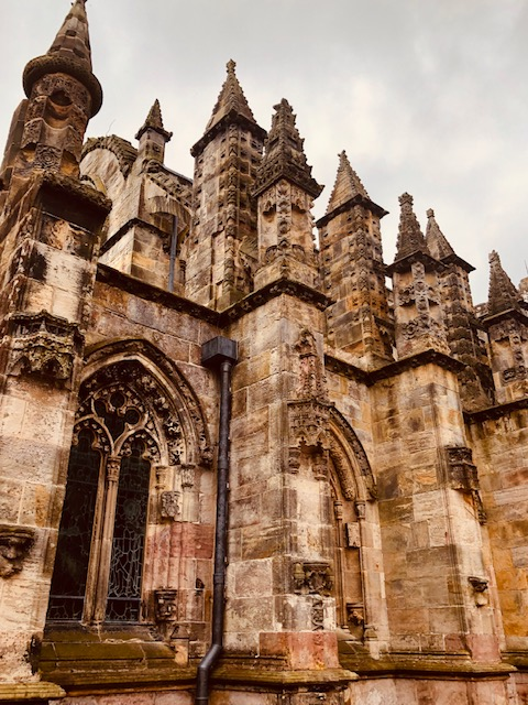 Rosslyn Chapel Mystery