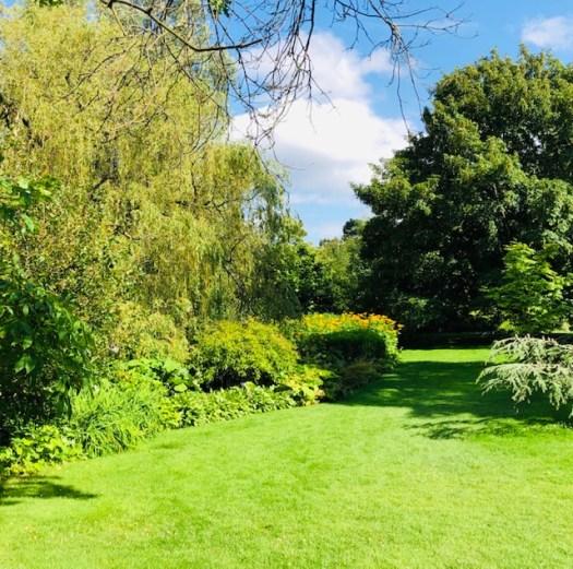 Green Lawns at Royal Botanic Garden