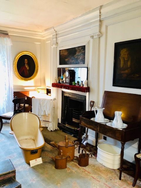 Traquair Dressing Room