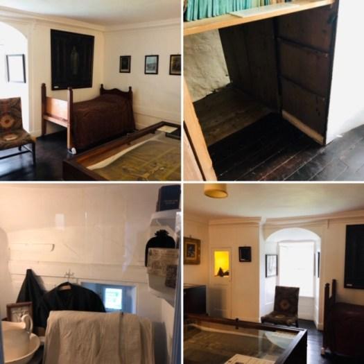 Priest Room Traquair House