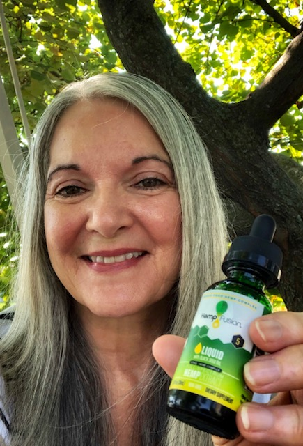 HempFusion Liquid with Black Seed Oil
