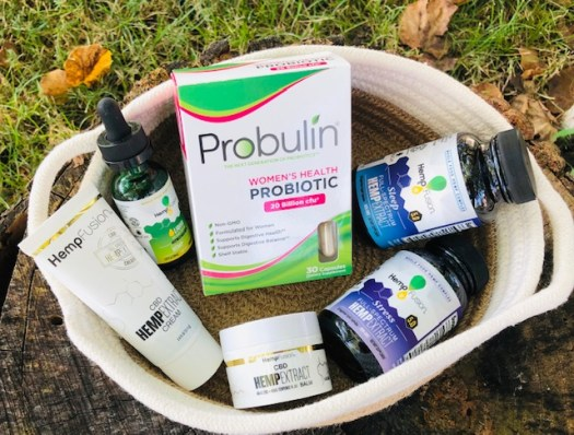 Better Health with HempFusion Care Basket