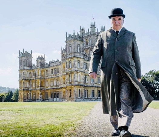 Downton Abbey Carson
