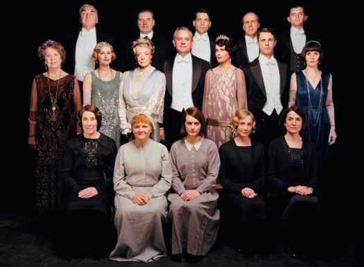 Downton Abbey's inhabitants