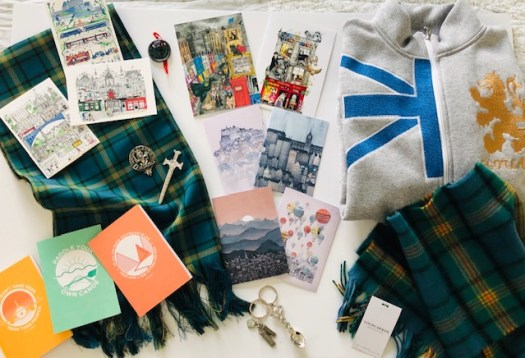 The Scotland Connection Haul