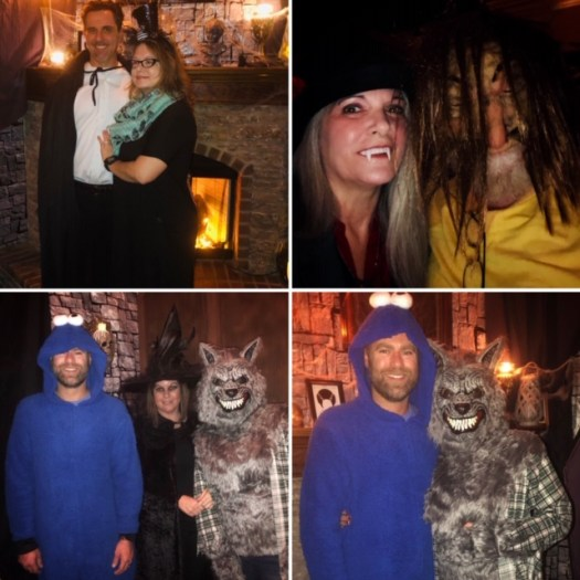 Classic Monsters Halloween Party Guests 3