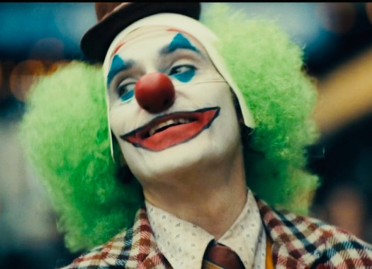 Movie Review Joker Clown