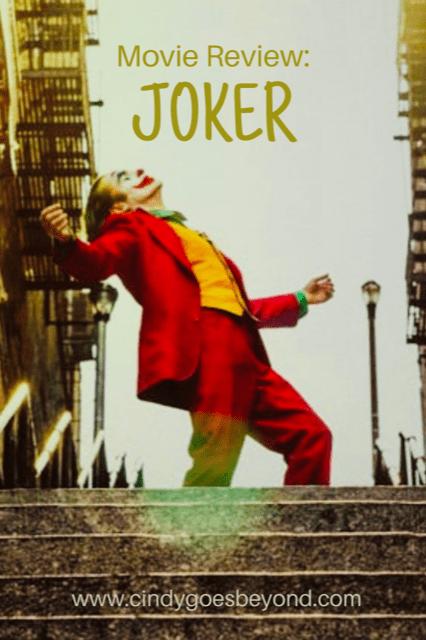 Movie Review Joker Title Meme