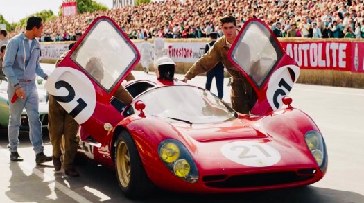 Ford v Ferrari Racing