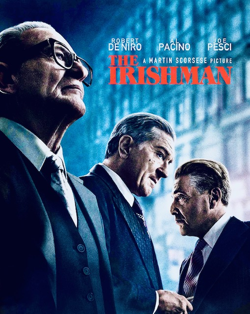 Best Picture Nominee The Irishman