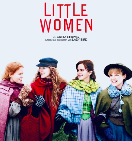 Best Picture Nominee Little Women