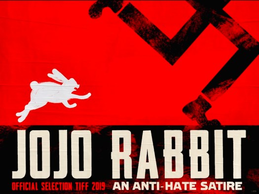 JoJo Rabbit anti hate satire