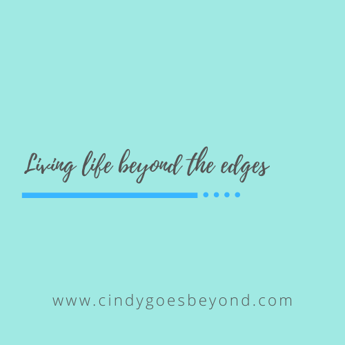 Living Life Beyond the Edges logo
