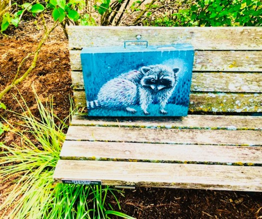 Six Ways to Personalize Your Garden art