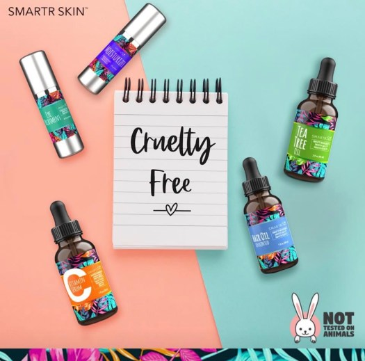 Smartr Skin cruelty free products