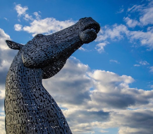When Travel Plans Go Awry kelpies