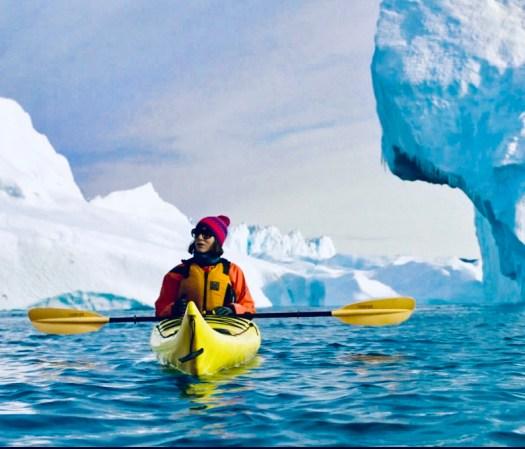 Where'd You Go Bernadette Antarctica