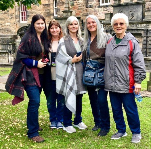 Greyfriars Bobby girls trip