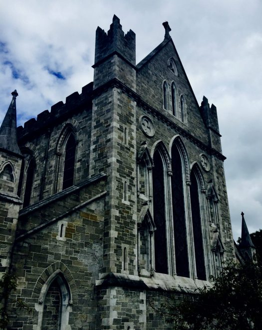 Ghost Stories from Dublin St Patricks Cathedral
