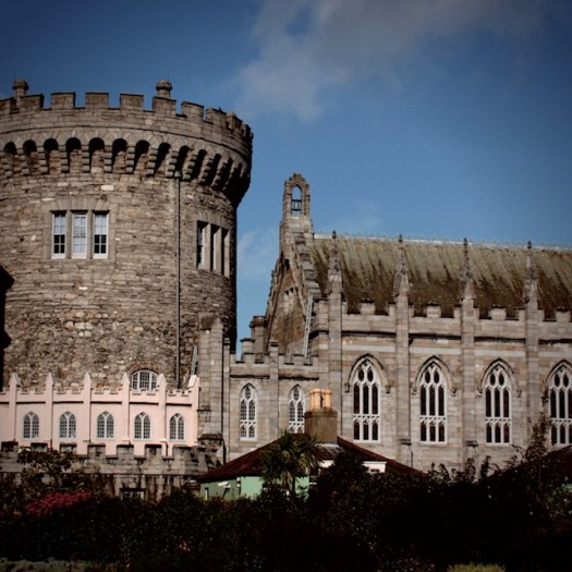 Ghost Stories from Dublin castle