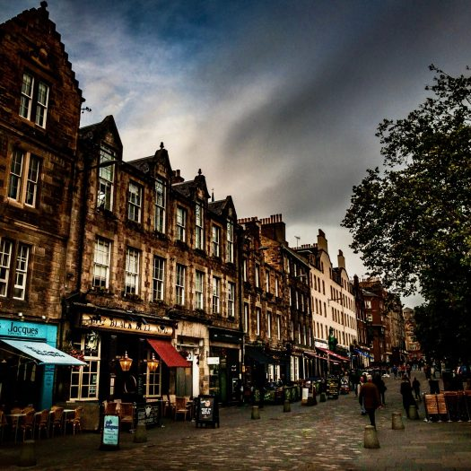 Ghost Stories from Edinburgh Grassmarket
