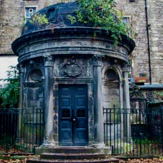 Ghost Stories from Edinburgh MacKenzie Mausoleum