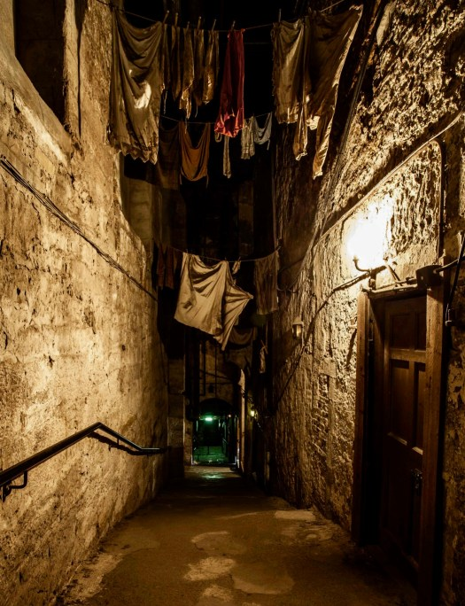 Ghost Stories from Edinburgh Mary Kings Close