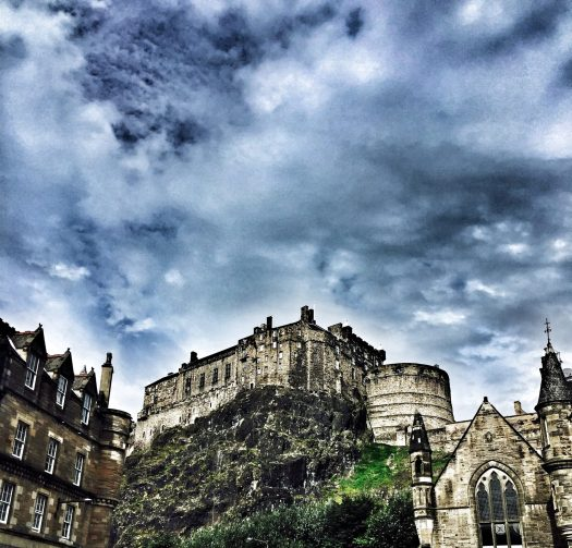 Ghost Stories from Edinburgh castle