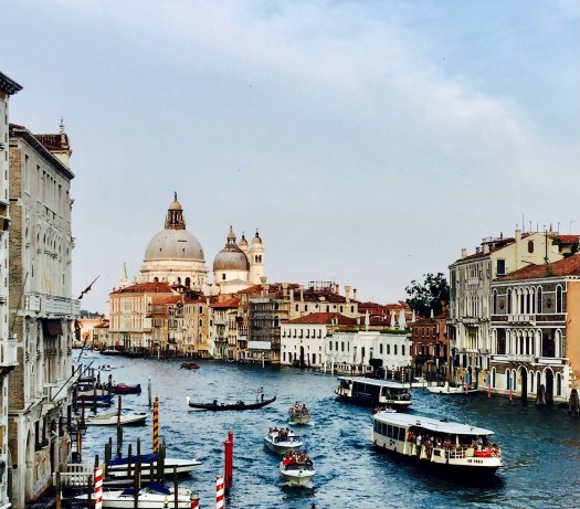 Ghost Stories from Venice grand canal