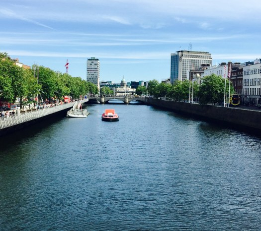 Fun Irish Phrases and What They Mean River Liffey
