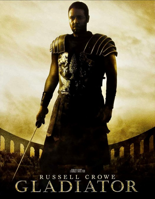Movies That Inspire You to Visit Italy gladiator