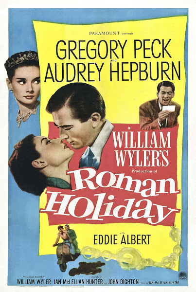 Movies That Inspire You to Visit Italy roman holiday