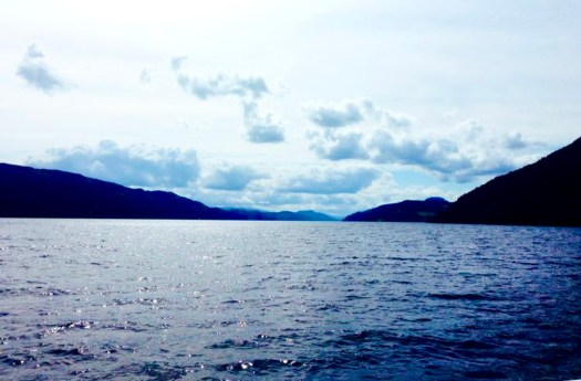 Ten Fun Facts about Loch Ness dark water