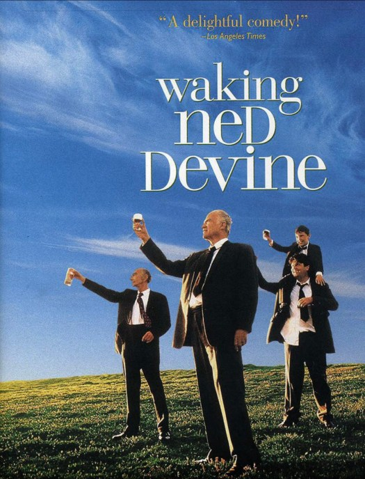 Movies That Inspire You to Visit Ireland Waking Ned Devine