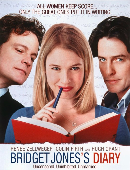 Movies That Inspire You to Visit England bridget jones diary