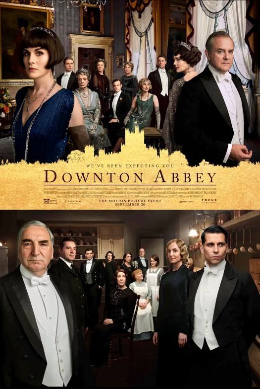 Movies That Inspire You to Visit England downton abbey
