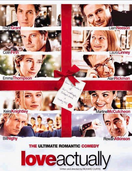 Movies That Inspire You to Visit England love actually