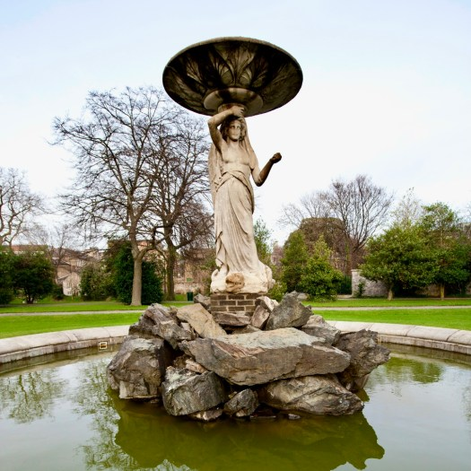 Non Touristy Places to Visit in Dublin Iveagh Garden