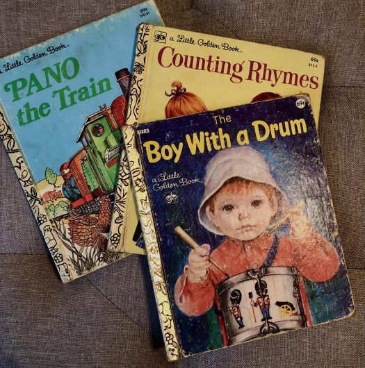 The Story Behind Little Golden Books vintage