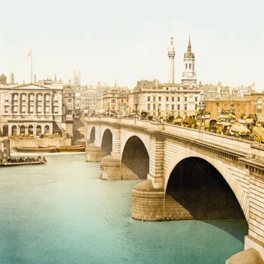Fun Facts About London Bridge old