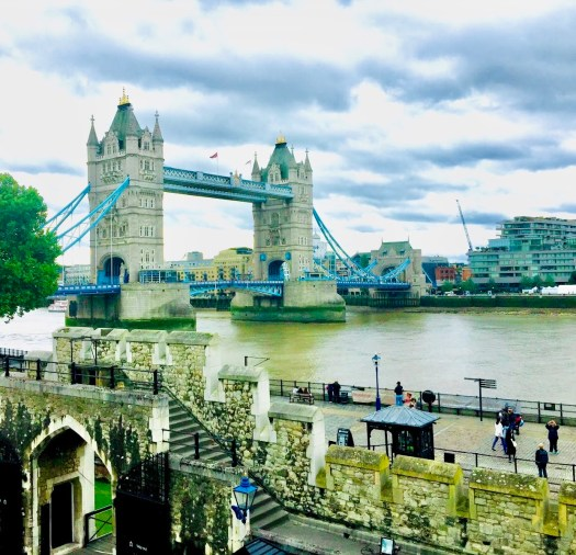 Fun Facts About London Bridge tower bridge