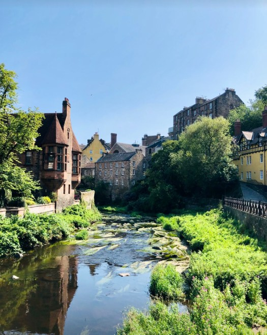 Travel Quotes for the Wanderer dean village