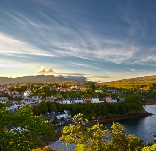 Learn About Isle of Skye Portree