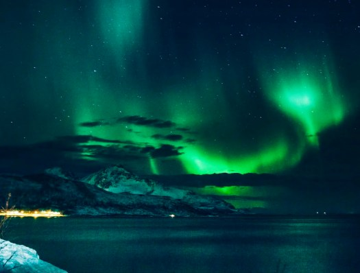 Learn About Isle of Skye aurora borealis