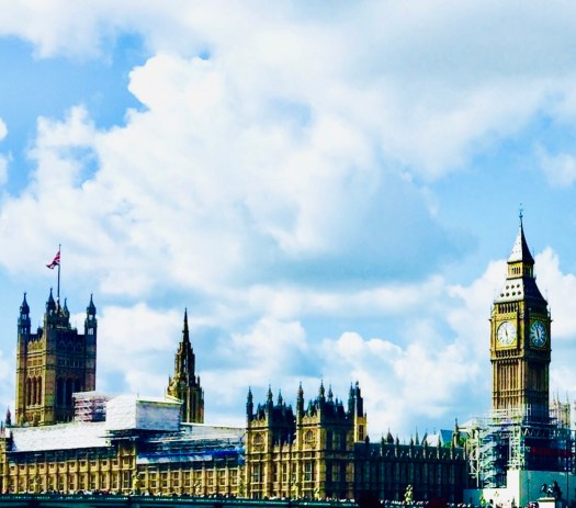 Ten Must Visit Places in London big ben