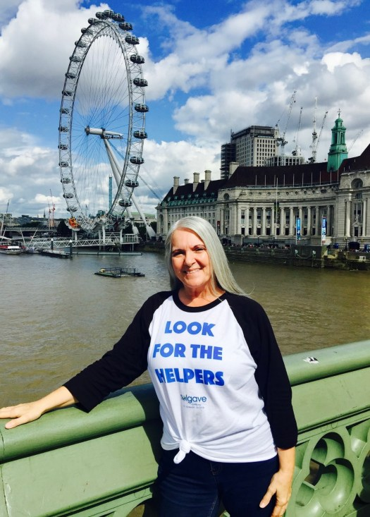 Fun Facts about the London Eye selfie