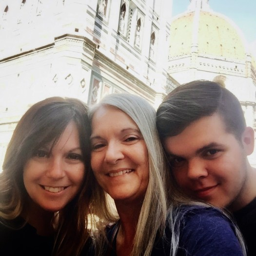Ten Must Visit Places in Florence group selfie