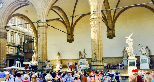 Ten Must Visit Places in Florence loggia dei lanzi
