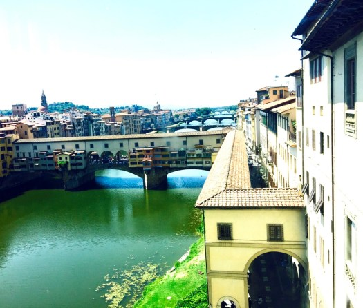 Ten Must Visit Places in Florence ponte vecchio