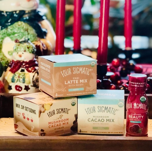 Thoughtful Gifts for Mom four sigmatic